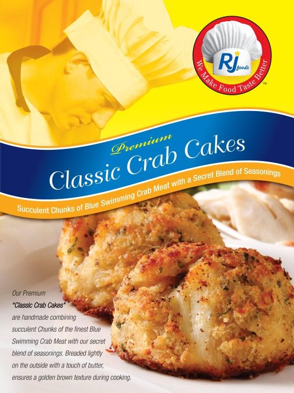 Classic Crab Cakes POS