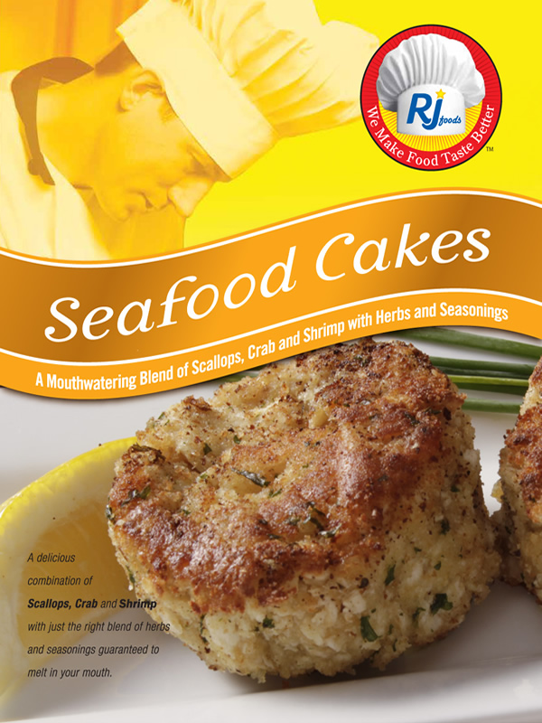 Seafood Cakes POS