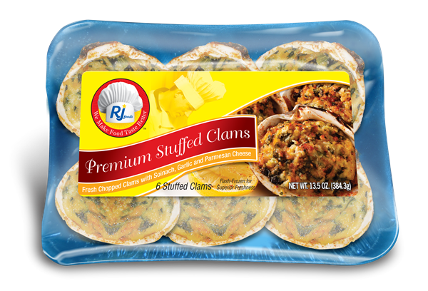STUFFED CLAMS PACK IMAGE (Custom)
